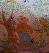 Vintage Fieldcrest Smokey The Bear twin ? Flat sheet