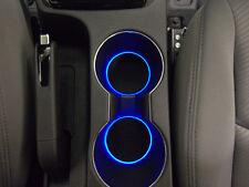 LED Cup Holder Lights - Blue LEDs - Fits 2011-2015 Hyundai Elantra Custom Mod