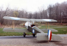 1/3 Scale WW1 Bristol Scout  Giant Scale RC Model AIrplane Printed Plans