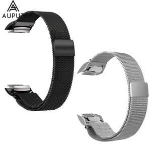 Milanaise Edelstahl Armband Für Samsung Gear Fit 2 Pro (SM-R365)/Fit 2 (SM-R360)