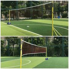 Outdoor Garden Sports Portable Standard Training Badminton Volleyball Tennis Net