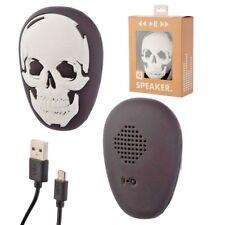 Totenkopf Bluetooth tragbarer Lautsprecher, Skull Bluetooth Portable Speaker