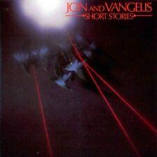 Jon And Vangelis - Short Stories - CD  Art Rock / Electronic / Ambient