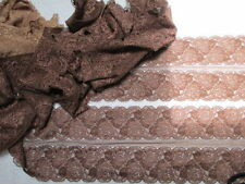 Brown Fabric for Lacemaking