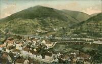 Ansichtskarte Hornberg um 1900 (Nr.718)