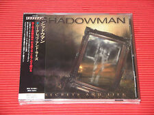 2017 JAPAN CD SHADOW MAN Secrets And Lies FM STEVE OVERLAND
