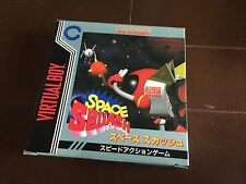 MINT Nintendo Virtual Boy SPACE SQUASH JAPAN