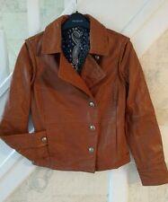 womens levi leather jacket