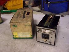 RKC TEMPERATURE CONTROLLER W/ ANALOG SET POINT DISPLAY DB-6B1C-M