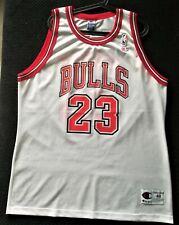 NBA Michael Jordan #23 Chicago Bulls Jersey Champion  size 48 NBA XL L
