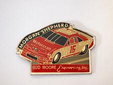 Morgan Shepherd #15 Racing Pin Thunderbird Race Car Motorcraft BUD MOORE