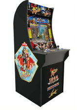 Final Fight Arcade Machine 4ft Arcade1UP Video Game Room Console Cabinet Home