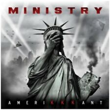 Ministry - AmeriKKKant - New CD Album
