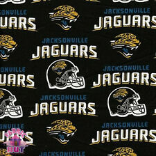 Jacksonville Jaguars NFL Cotton Fabric 6334 D