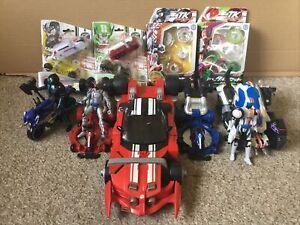 Bandai KAMEN RIDER DRIVE DX Tridoron, Vehicles, Action Figures & Accessories LOT