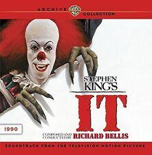 Richard Bellis - Stephen King's It (Original Soundtrack) [New CD] Manufactured O