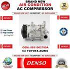Denso Aire acondicionado CA Compresor OEM: 8831002780a para Toyota Auris NUEVO