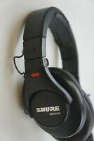 Shure SRH440 Headphones - Black