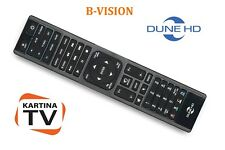 Dune HD Remote Control 2018 Model Kartina TV Russian / Polish TV