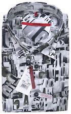 SIGNUM Hemd Kurzarm Comfort NEU / Gr. M / SONDERANGEBOT / Baumwolle  / S3.0206