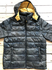 ABERCROMBIE AND FITCH LIGHTWEIGHT PUFFER JACKET. EXCELLENT CONDITION.