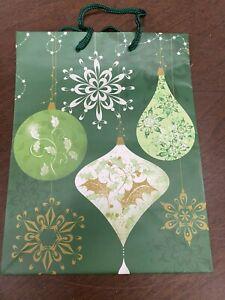 Lot Christmas Holiday Gift Bags 7 x 9  Santa Reindeer Mixed Snowman New