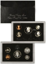 1995 United States Mint 5pc Silver Proof Set SKU1456