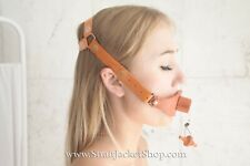 Vintage Rubber Mouth Gag - Breathing Apparatus