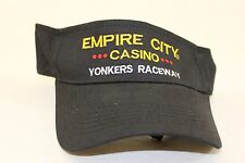 Empire City Casino Yonkers Raceway visor TWO AVAILABLE