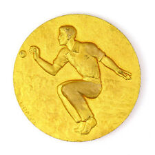Médaille (medal) ♦ SPORT JEU DE BOULES - PETANQUE - DRAGO