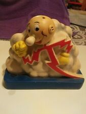 Vintage Reddy Kilowatt Bank Very Cool