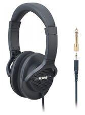 Roland Roland Monitor Headphones Rh-A7-Bk Open-Air Type Black