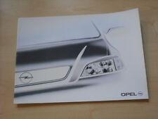 52858) Opel Astra Prospekt 1998