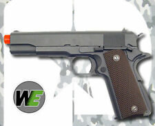 Airsoft WE 1911A1 Government GBB Green Gas New With Warranty