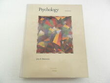 PSYCHOLOGY TEXTBOOK BY JOHN DWORETZKY 1985 2ND EDITION
