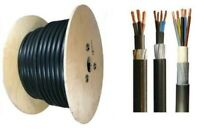 1.5mm Outdoor SWA Cable Underground Armoured 3 4 5 Core Outside Wire lighting