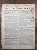 Siège de Stettin 1813 Campagne d'Allemagne Napoléon Dufresse Wittemberg Eybens
