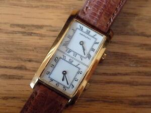 """Hamilton Registered Edition """"Dual Time"""" Quartz Wristwatch"""