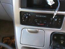 02-06 kia sedona mk2 heater controls
