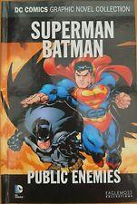 DC Comics Graphic Novel Collection Superman Batman Public Enemies HC Hardcover