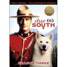 Due South DVD Season 3rd three third 26episode TV show Paul GROSS David MARCIANO