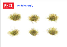 PECO Scene PSG-64 6mm Grass Tufts - Spring - Self Adhesive 100 pk  MODELRRSUPPLY