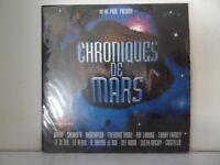 """Various–Chroniques De Mars (3 x Vinyl 12"""" LP Compilation)"""