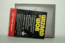 Wizard of Wor Game Used Atari VCS 2600 fr1 American Edition 44824