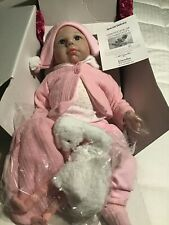 Paradise Galleries dolls Realistic Baby Doll NEW W EXTRAS 19 INCH SOFT VINYL