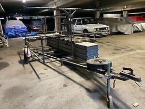 Canoe kayak trailer