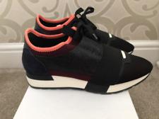100% Authentic Balenciaga Runner Sneaker Trainer Mihara Mesh Wine EU 40