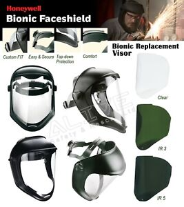 Honeywell Face Shield Bionic Face Visor Face Screen Eye and Face Protection