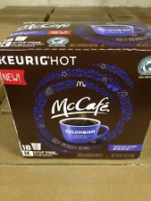 McCafe Colombian Medium Dark Roast K-cups, 72ct