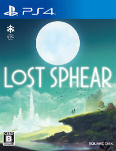 Lost Sphere Sony Playstation 4 PS4 Video Games From Japan Tracking USED
